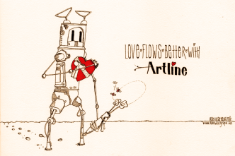 Artline Droid model EK-231